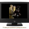 Ciparu TV attēls pie nepietiekama pieslēguma ātruma