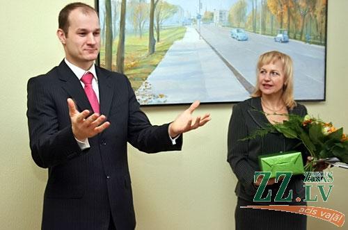 Raivis Mackevičs Jelgavā